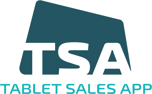 Tablet Sales App